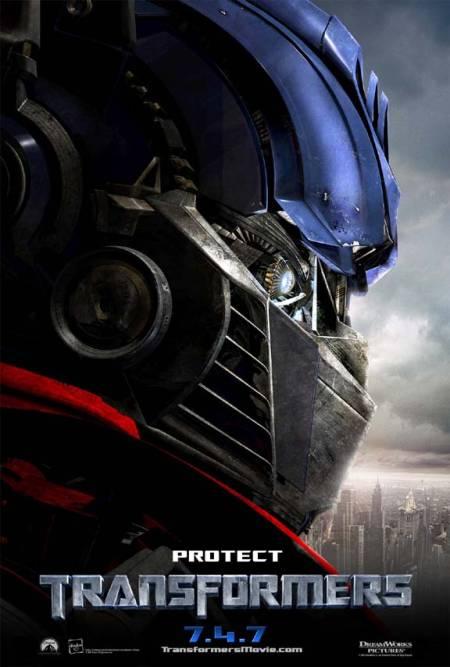 Трансформеры / Transformers (2007) HDRip